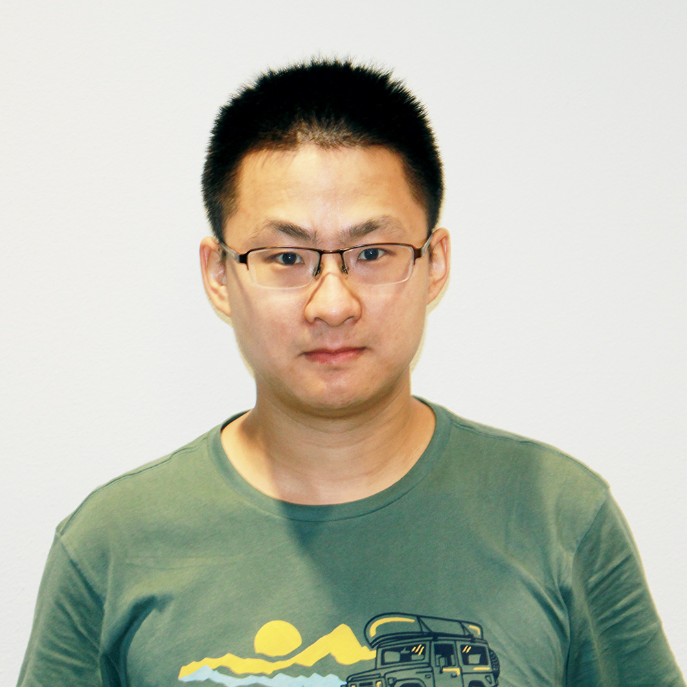 ZIXIAO ZHAO--Postdoctoral Research Associate .JPG